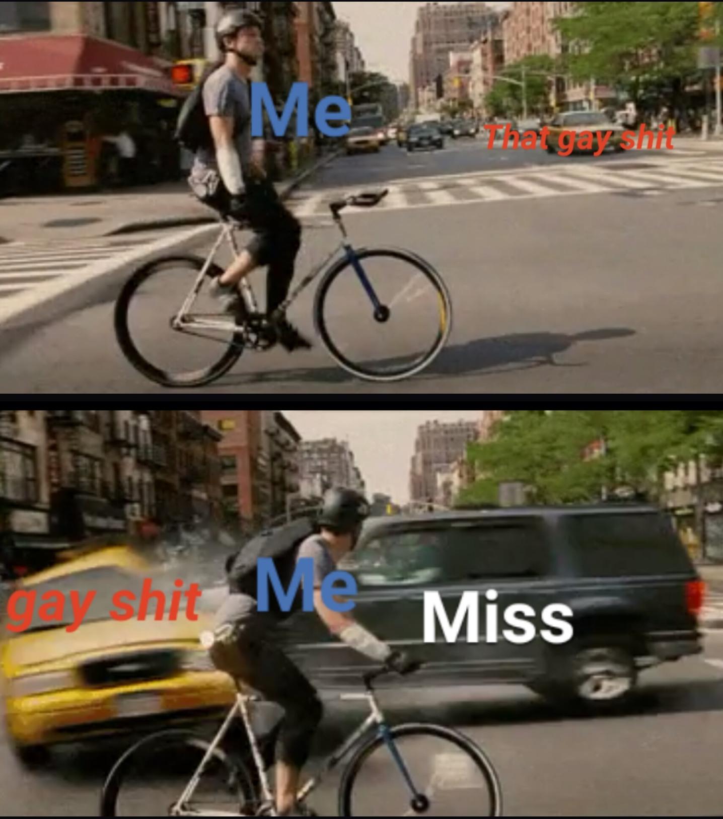 Miss me... - meme