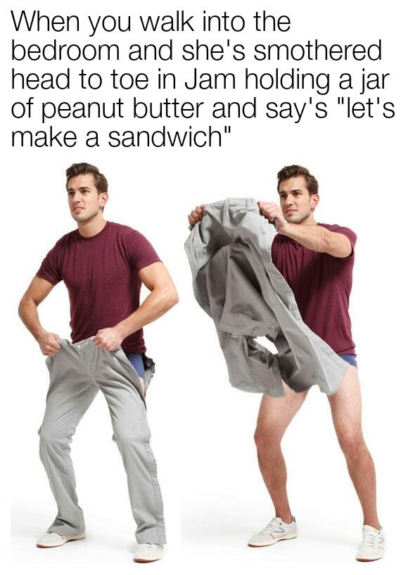 Sexy - meme