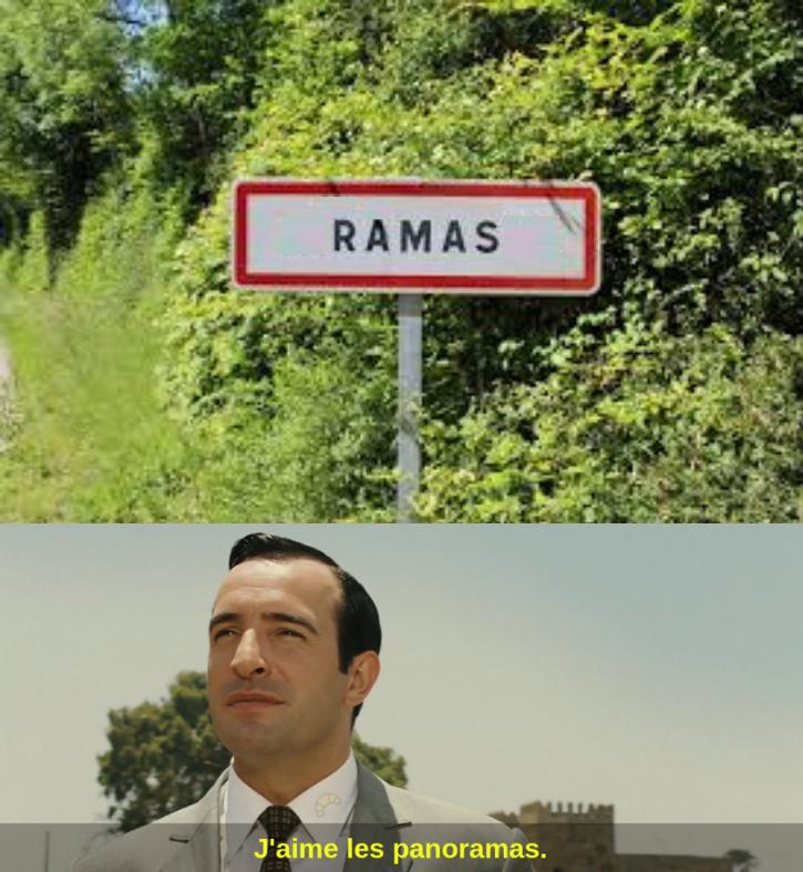 Ramas - meme