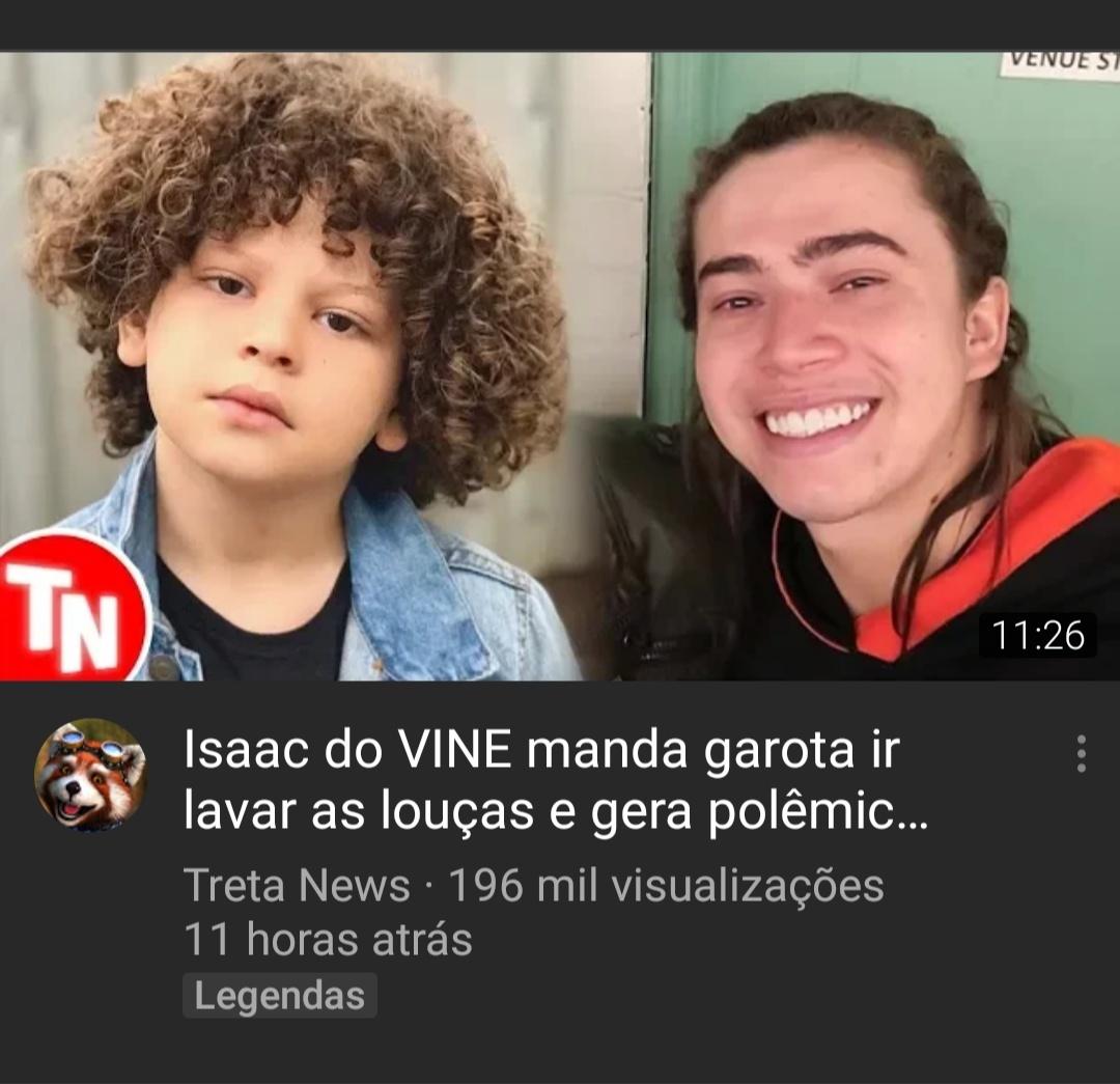 isaac macho escroto - meme