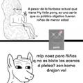 """""""MLP no ez para ñiñas"""""""