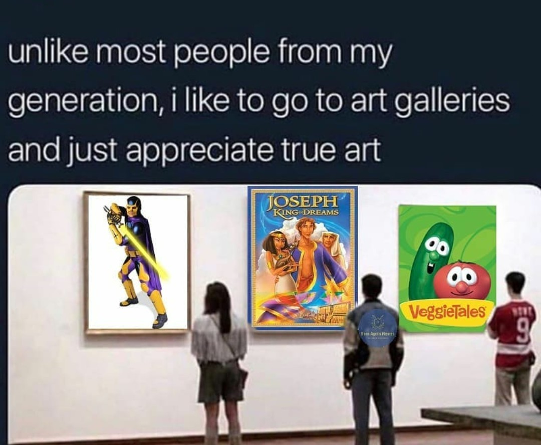 True art - meme