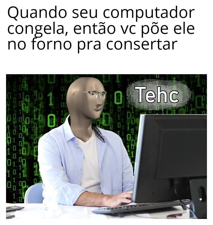 Computador - meme