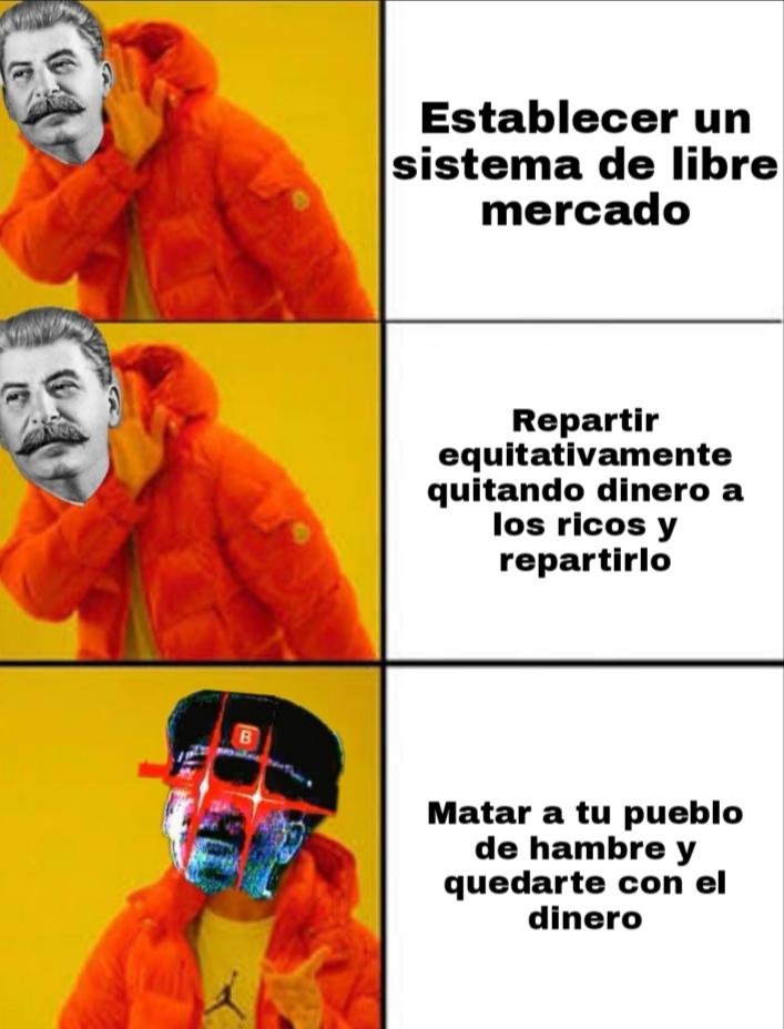Bomunismo - meme