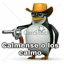 Calmensen >:( - meme