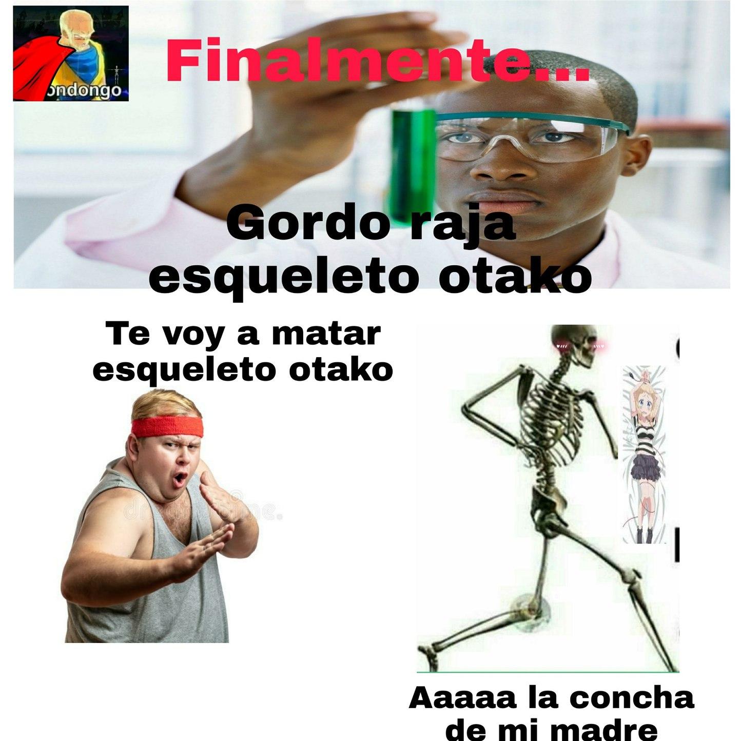 Meme 100% propio