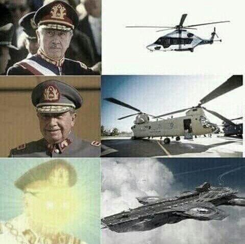 Meu general - meme