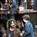 Keanu Reeves é Jesus