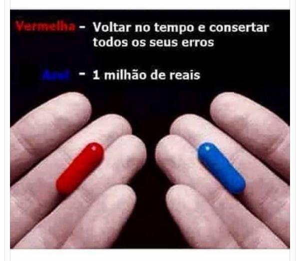 Azul - meme
