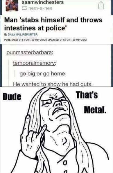 Metal AF... - meme