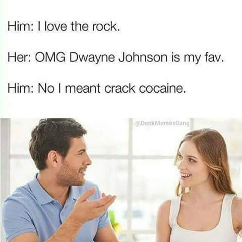 I got rocks.. - meme