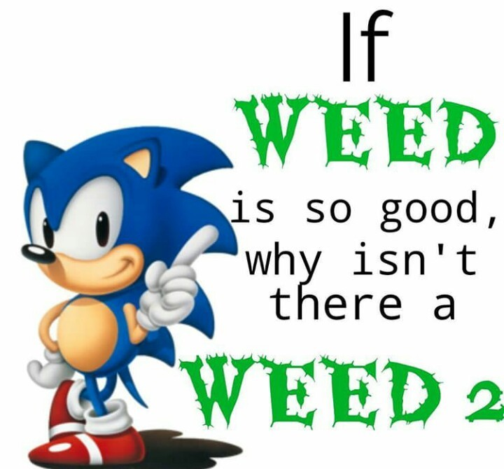 Weed is bad my kids - meme
