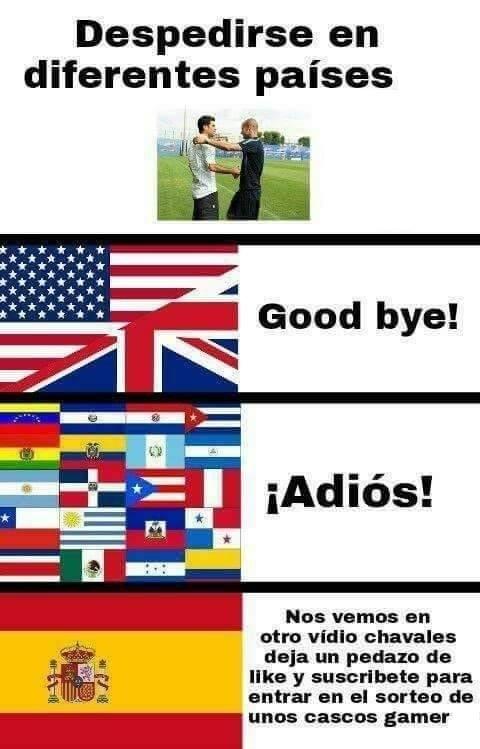 Adiós! - meme