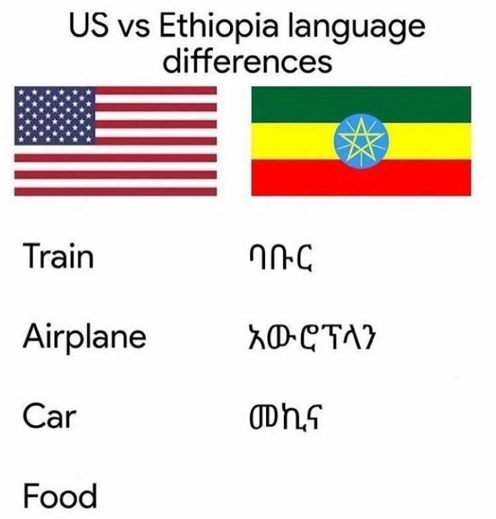 Ethiopian food is tast.. Oh shit! - meme