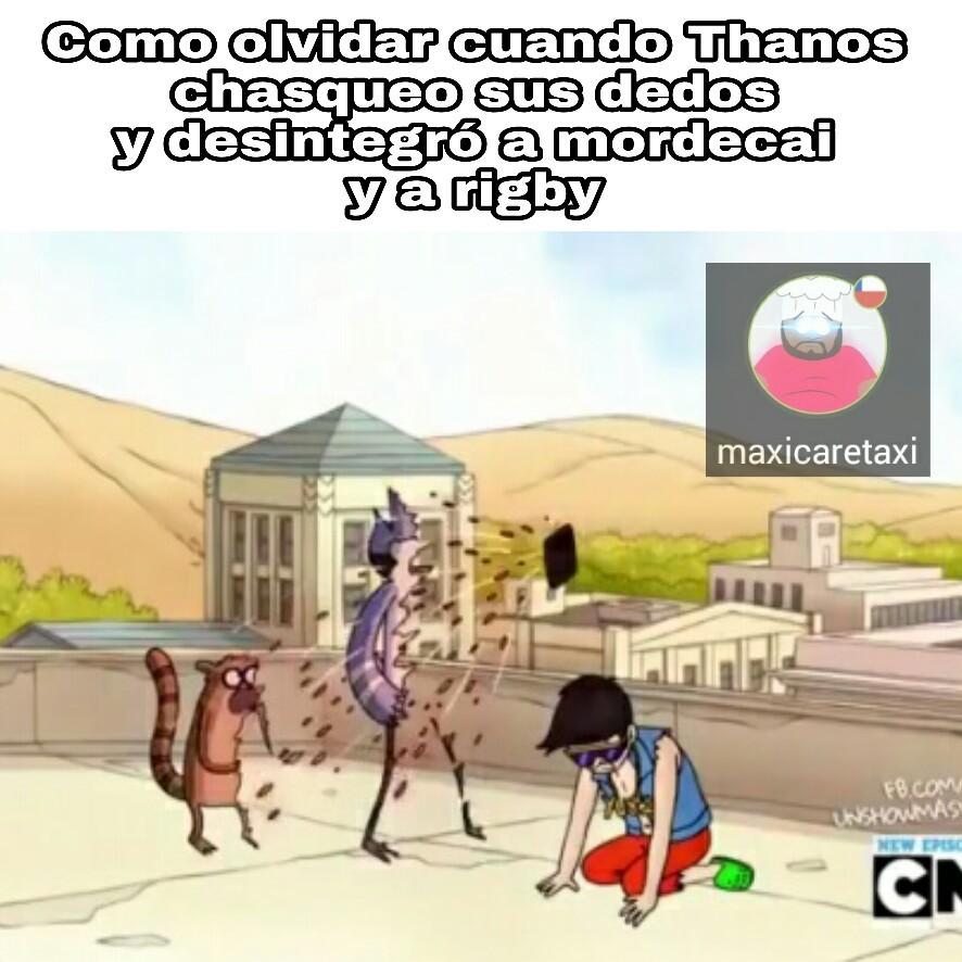 Las muertes más tristes del anime - meme