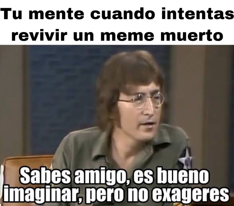 Dead memes