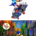 tremendo el nuevo Mario & Sonic