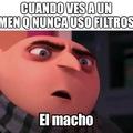 El Macho?