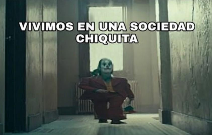 SOCIEDADITA - meme