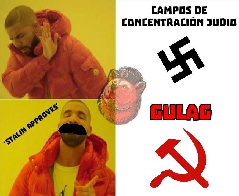 Stalin approves - meme