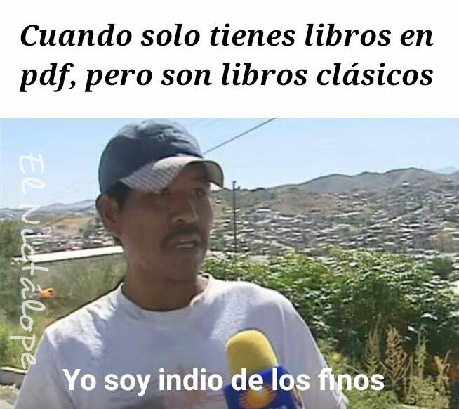 Libros - meme