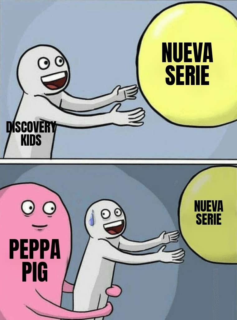 Maldita serie - meme