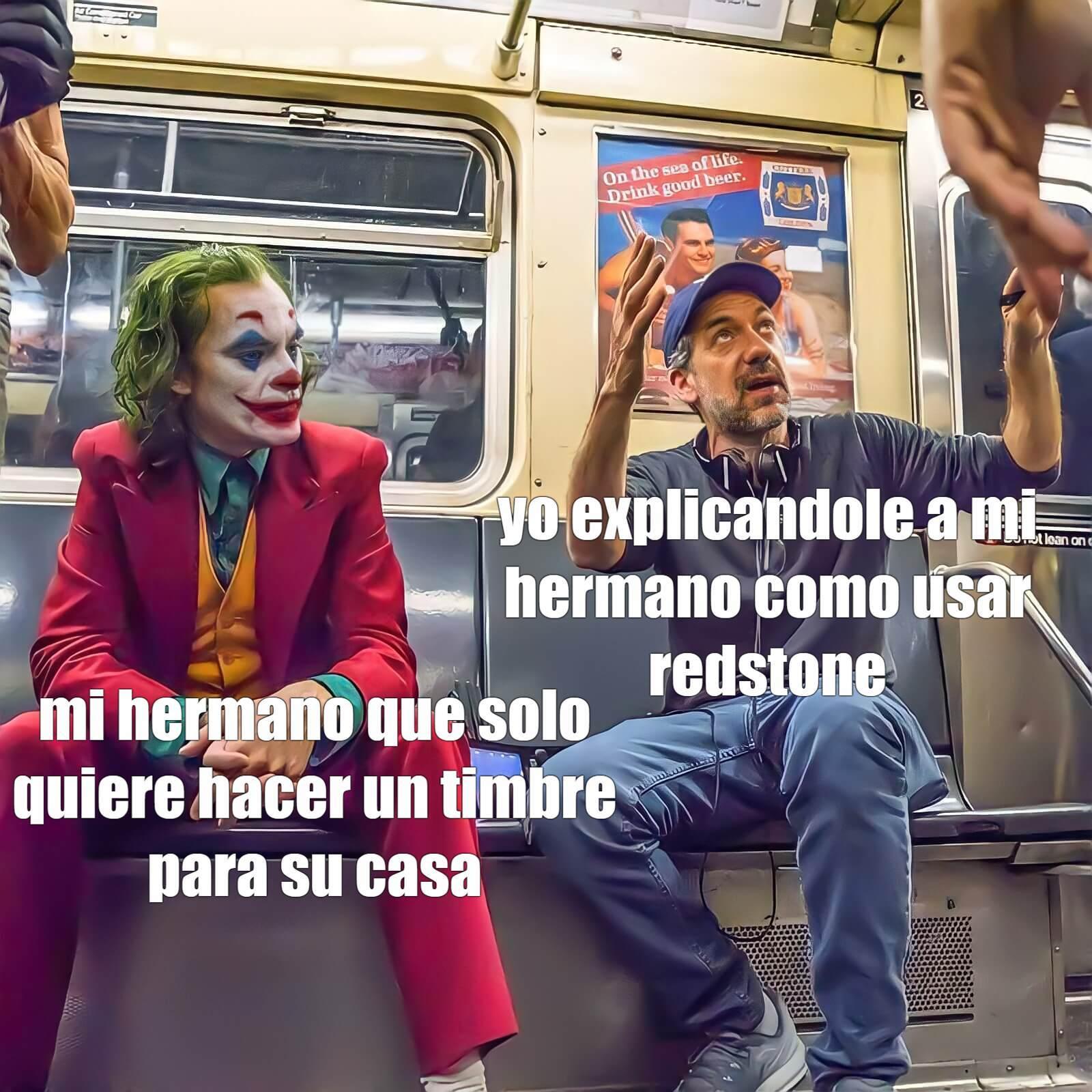 el joker - meme