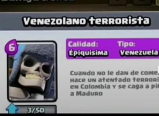 Venezolanos: - meme