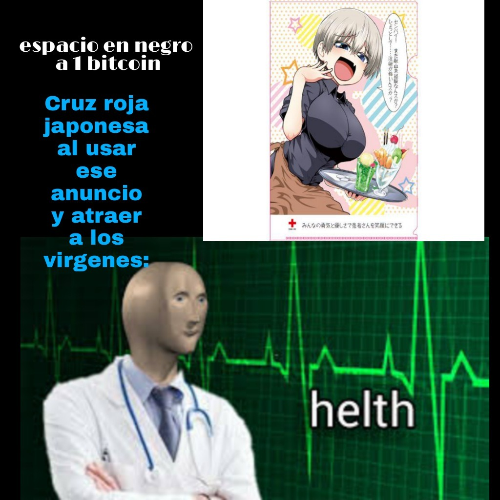 """Creo que ahi dice """"ya te vacunaste """" yo que carajo se, saque esa mierda de wikipedia, pd: adielwe me dio la idea de alguna manera XD - meme"""