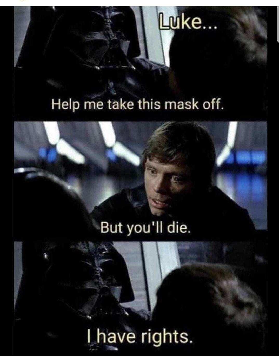 Maskerrrrrrr - meme