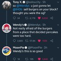 Oh wendys twitter, never change