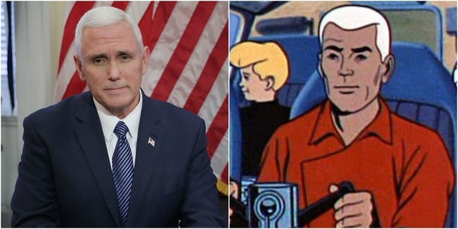 Race Bannon's Uncanny Resemblance - meme
