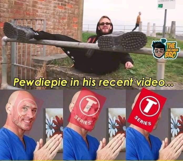 Subscribe to Pewds - meme