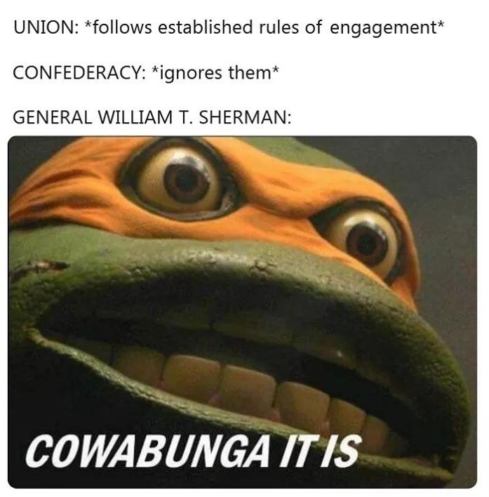 Ohhh Georgia - meme