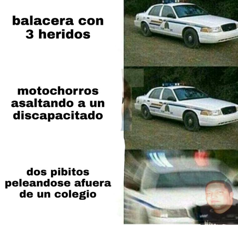 Bad cops - meme