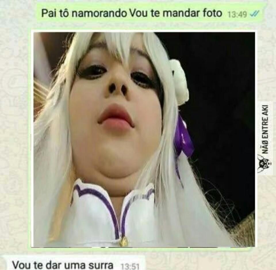Eu amo a Emilia - meme