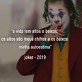 Joker melhor filme do ano parte 4
