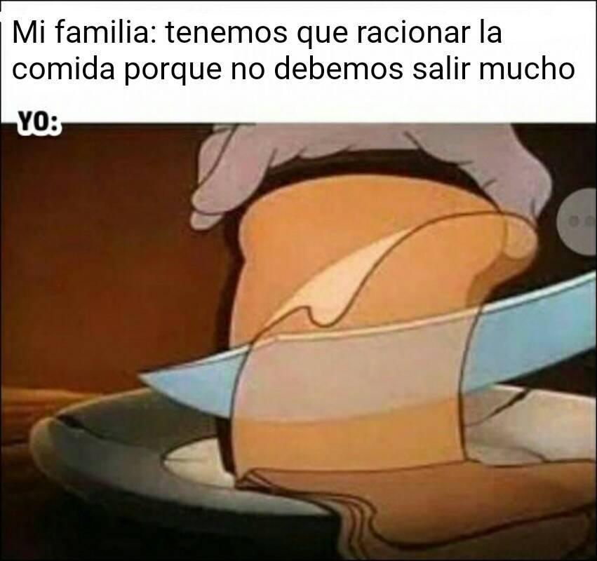 porque esto es Venezuela papa - meme