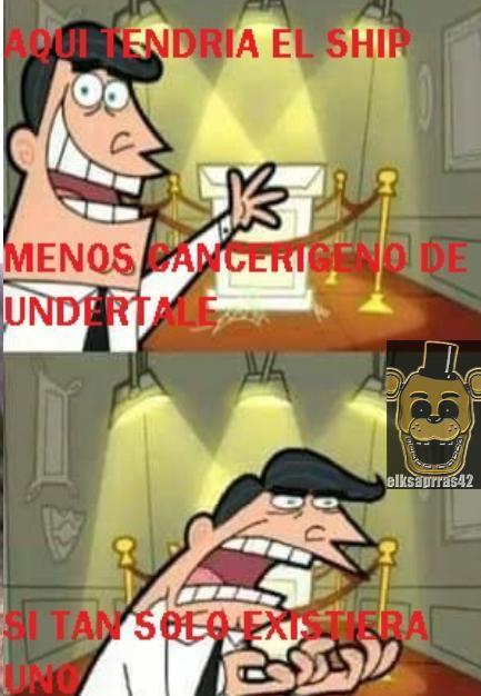 LO MISMO APLICA PARA FNAF - meme