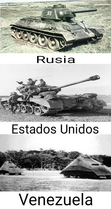 Venezuela, siempre superior - meme
