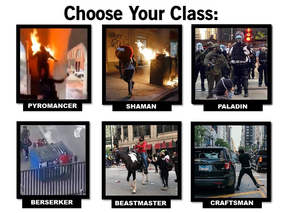 You Must Choose.... - meme