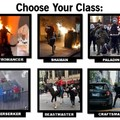You Must Choose....