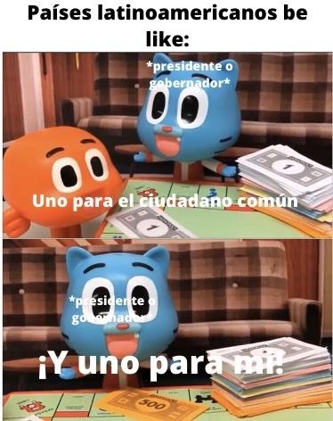 Voy a pasar la plantilla en mi cuenta de PC LaSúperLechuga - meme
