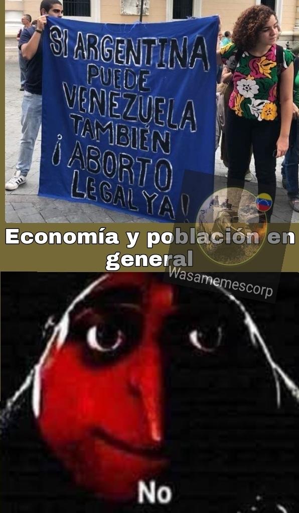 Jesucristo Venezuela ya tiene muchos problemas sociales para que más!?!?!? - meme