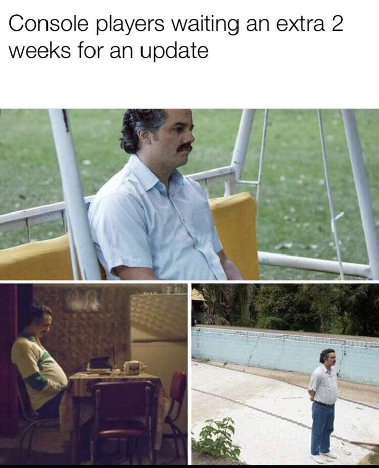 more like 2 months - meme