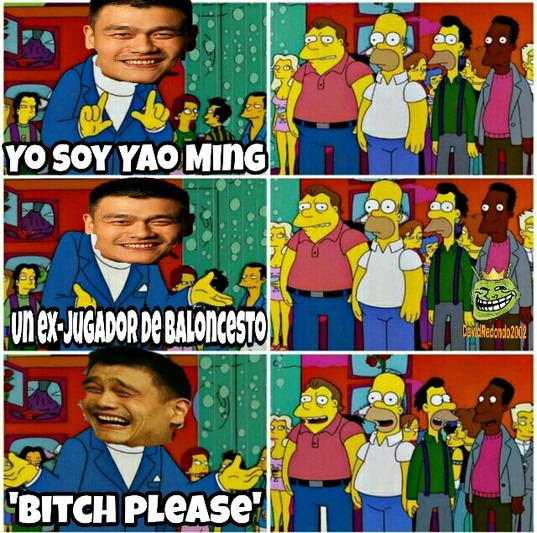 Bitch please xD #ElDeivid - meme
