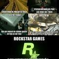 Rockstar...