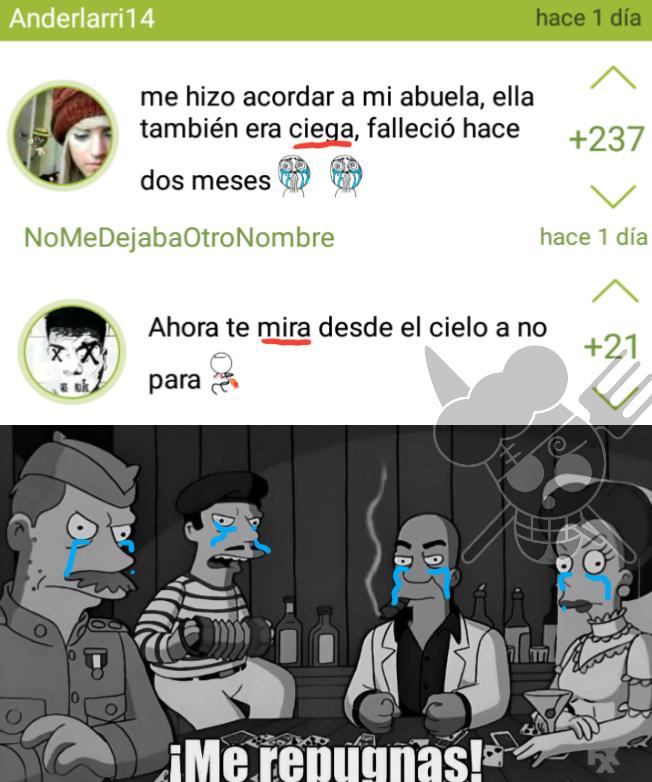 Usted es Diabólico >:'( - meme