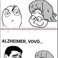 ALZHEIMER VÓ