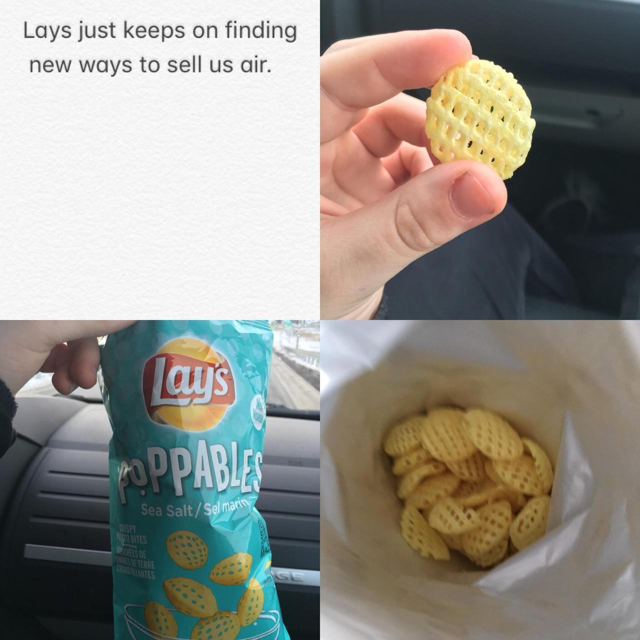 Fuck you, Lays. - meme